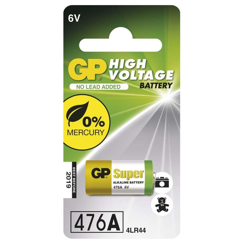 Alkalická speciální baterie GP 476AF, blistr