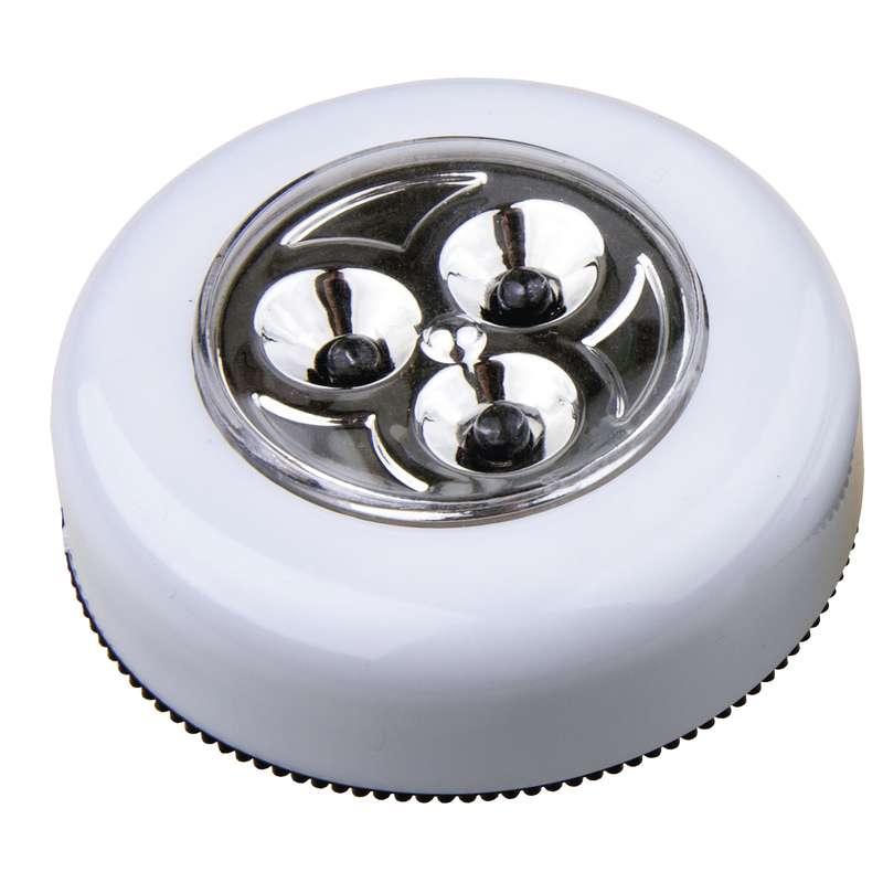 LED svítilna plastová, 3x LED, na 3x AAA