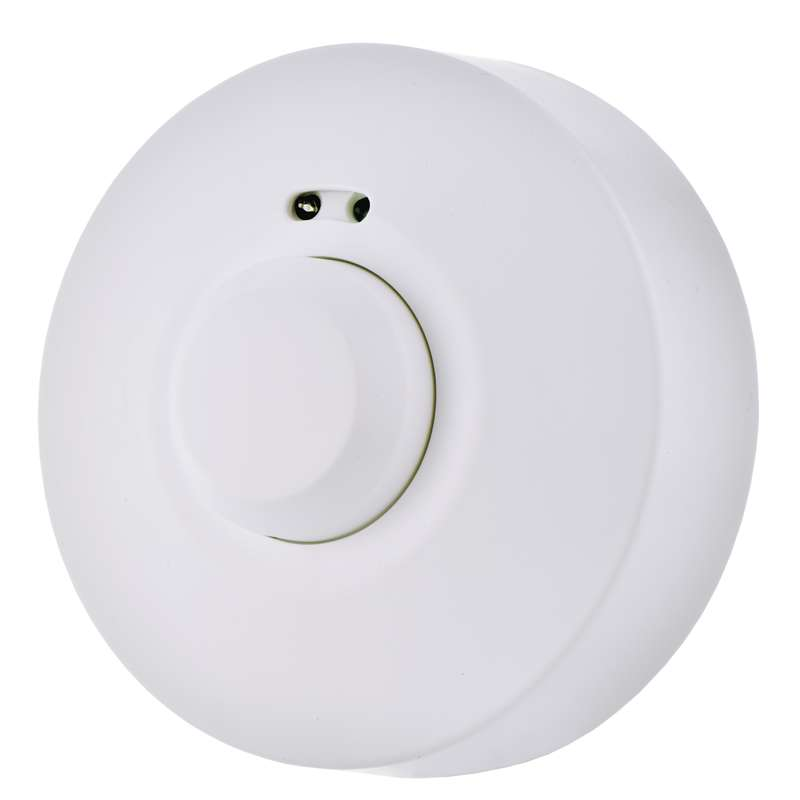 MW senzor (pohybové čidlo) IP20 1200W, bílý