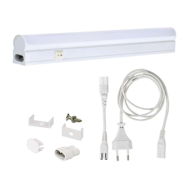 LED osvětlení lišta 300mm, 5W neutrální bílá