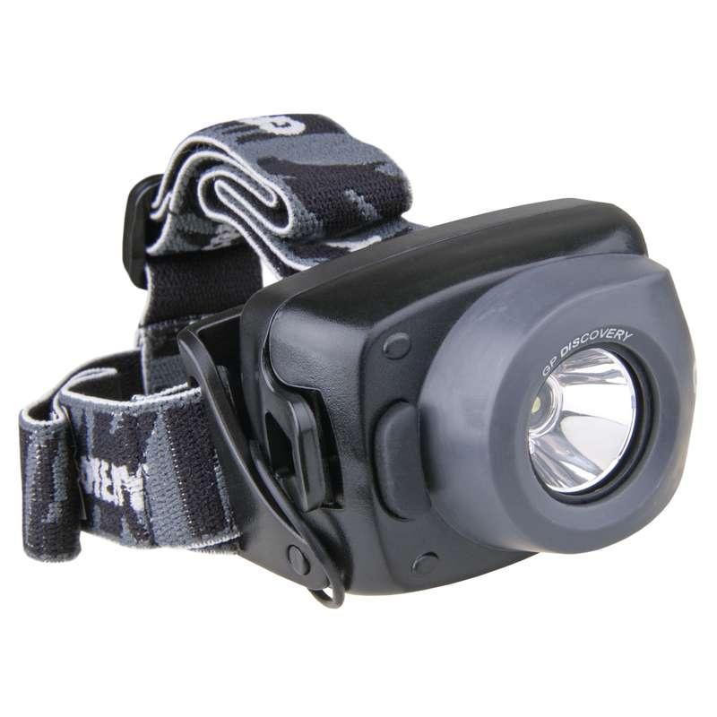 Čelovka GP LOE208 na 3x AAA, 1x LED 5W