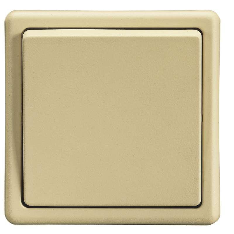 Vypínač CLASSIC, béžový 3553-01289 D2