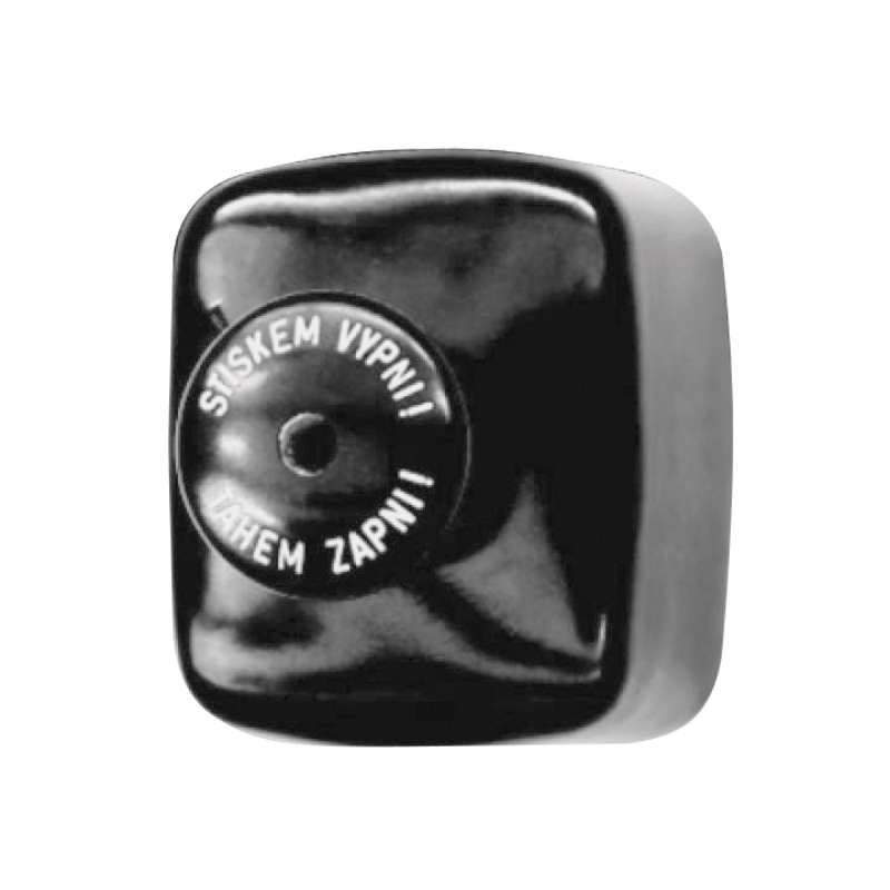 Spínač trojpólový stiskací IP 30, nástěnný 35303-10