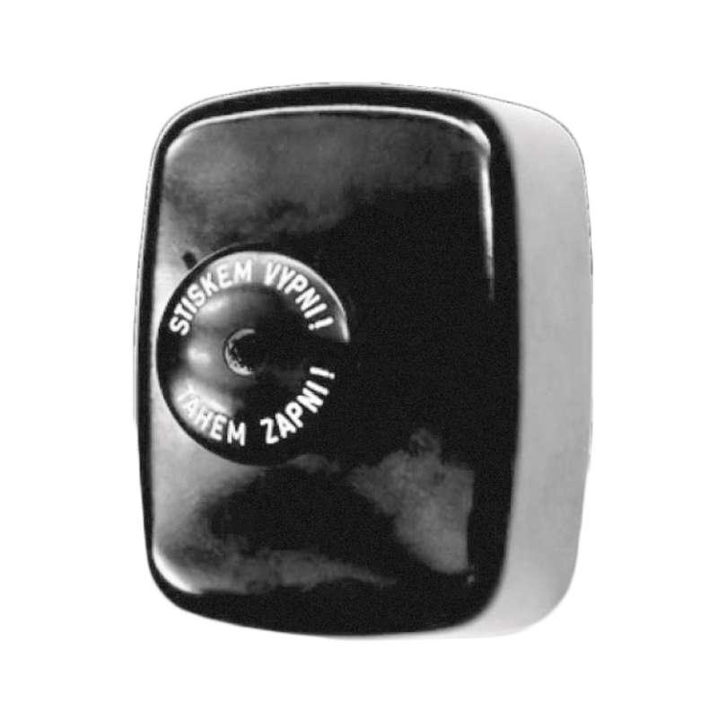 Spínač trojpólový stiskací IP 30, nástěnný 35363-10