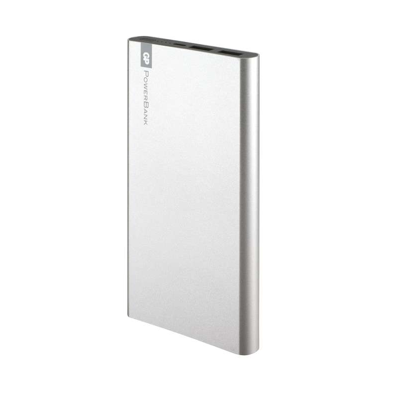 Power bank GP FP10M 10000mAh stříbrný