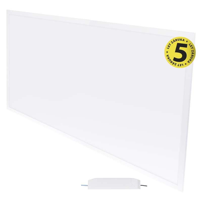 LED panel 30×60, vestavný bílý, 18W neutrální bílá