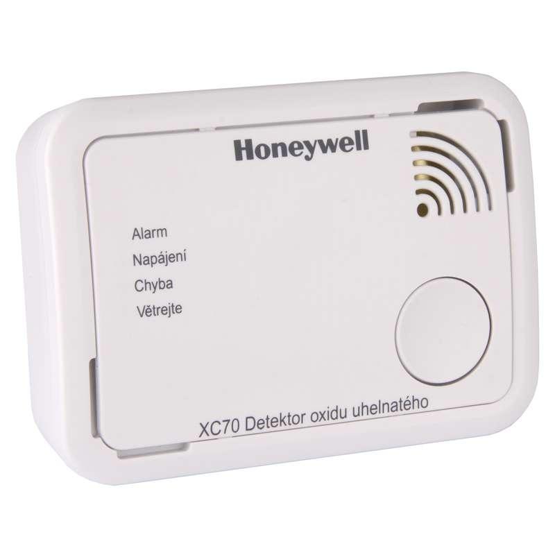 Detektor oxidu uhelnatého v místnosti Honeywell XC70-CS