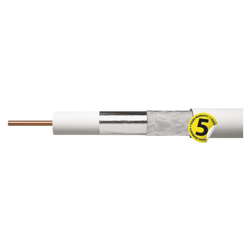 Koaxiální kabel CB21D, 100m
