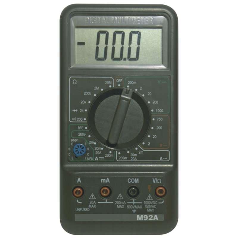 Měřící přístroj - multimetr M92A