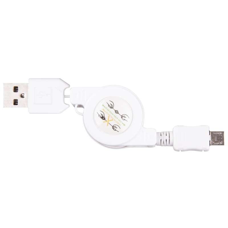 USB kabel 2.0 A/M - micro B/M 0,8m