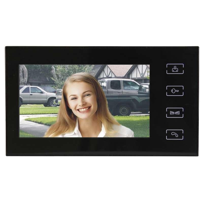 Domácí videotelefon, handsfree, EMOS RL-10 černá