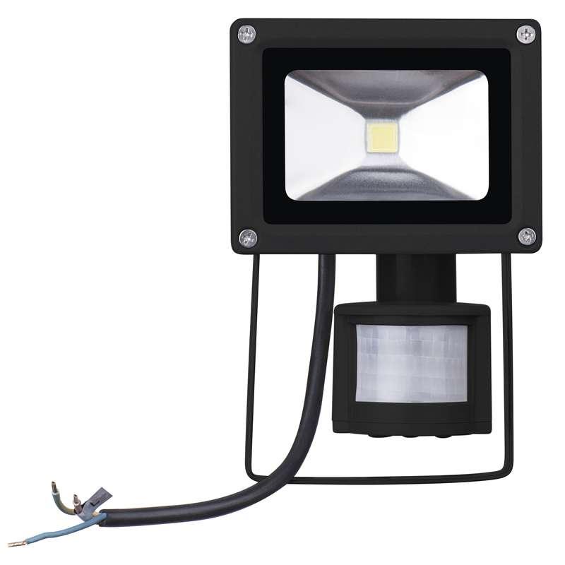 LED reflektor HOBBY s PIR, 10W neutrální bílá