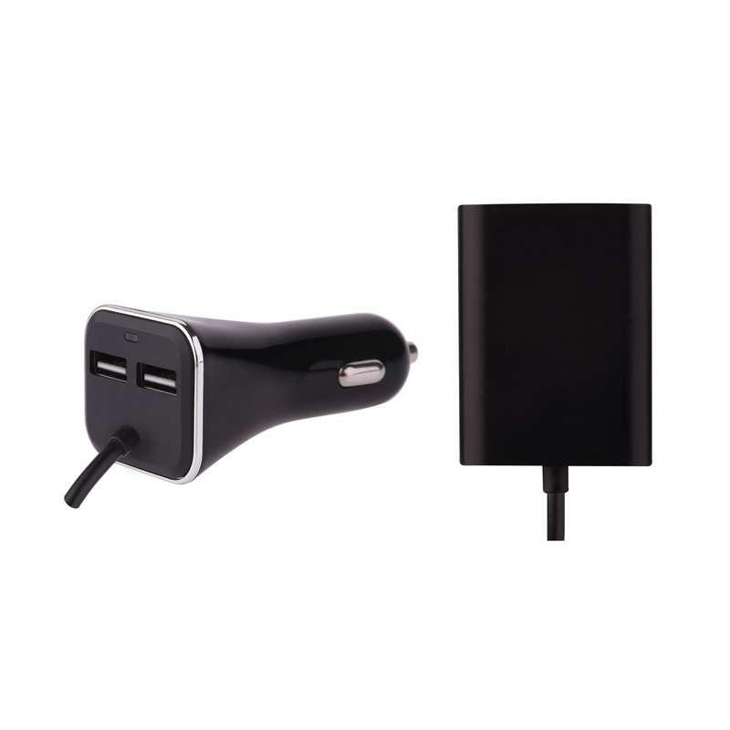 Univerzální USB adaptér do auta 7,3A (36,5W) max., kabelový