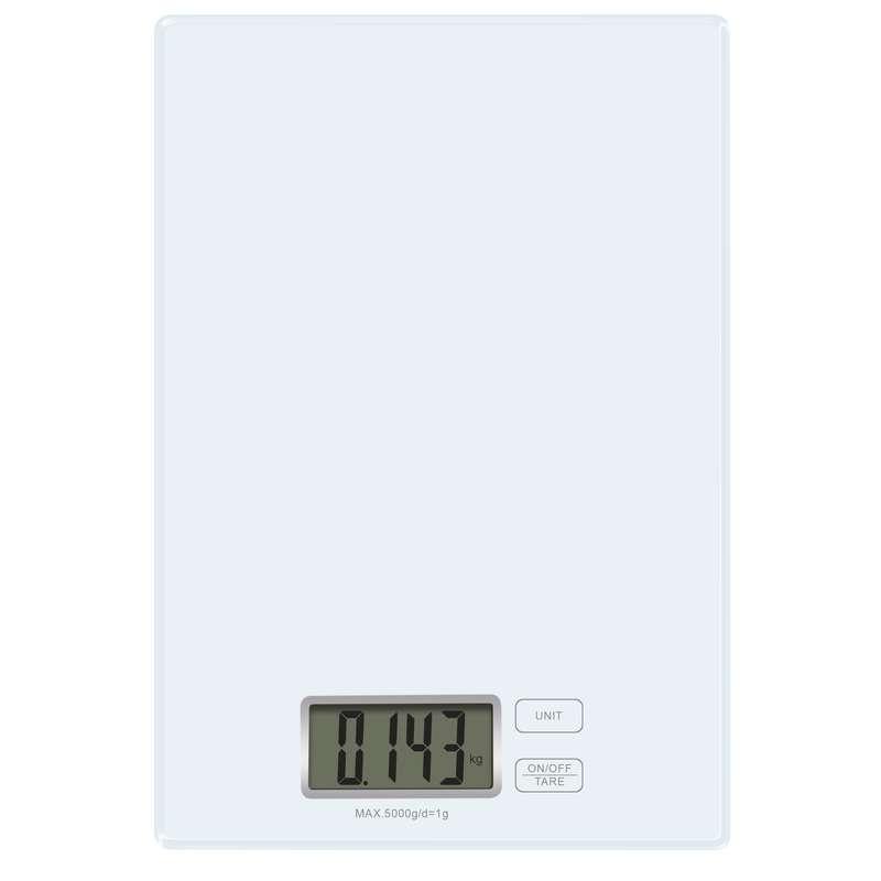 Digitální kuchyňská váha EV003 bílá