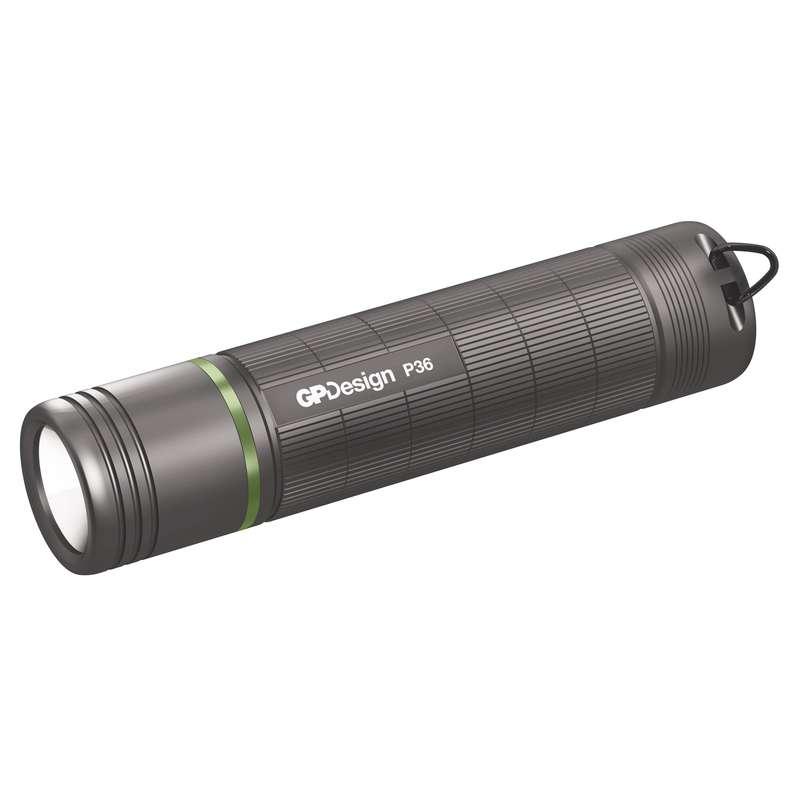 LED svítilna GP P36 + 3x AAA baterie GP Ultra