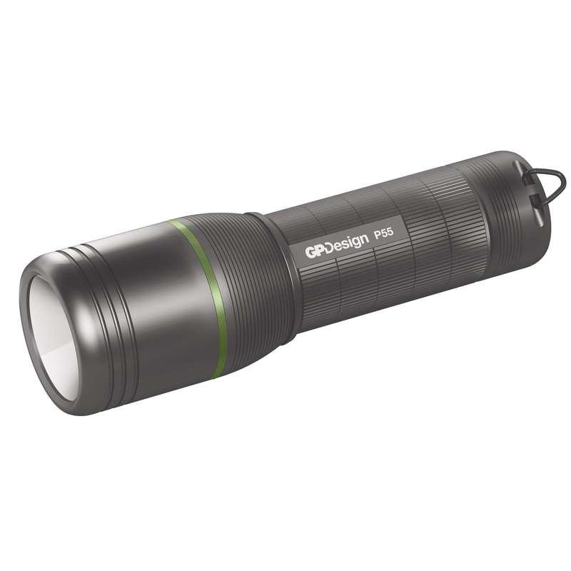 LED svítilna GP P55 + 4x AAA baterie GP Ultra