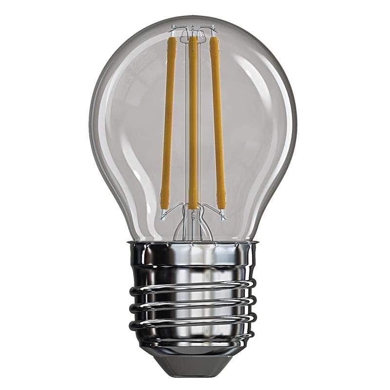 LED žárovka Filament Mini Globe A++ 4W E27 neutrální bílá