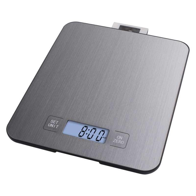 Digitální kuchyňská váha EV023 stříbrná