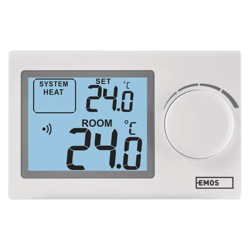 Pokojový bezdrátový termostat EMOS P5614