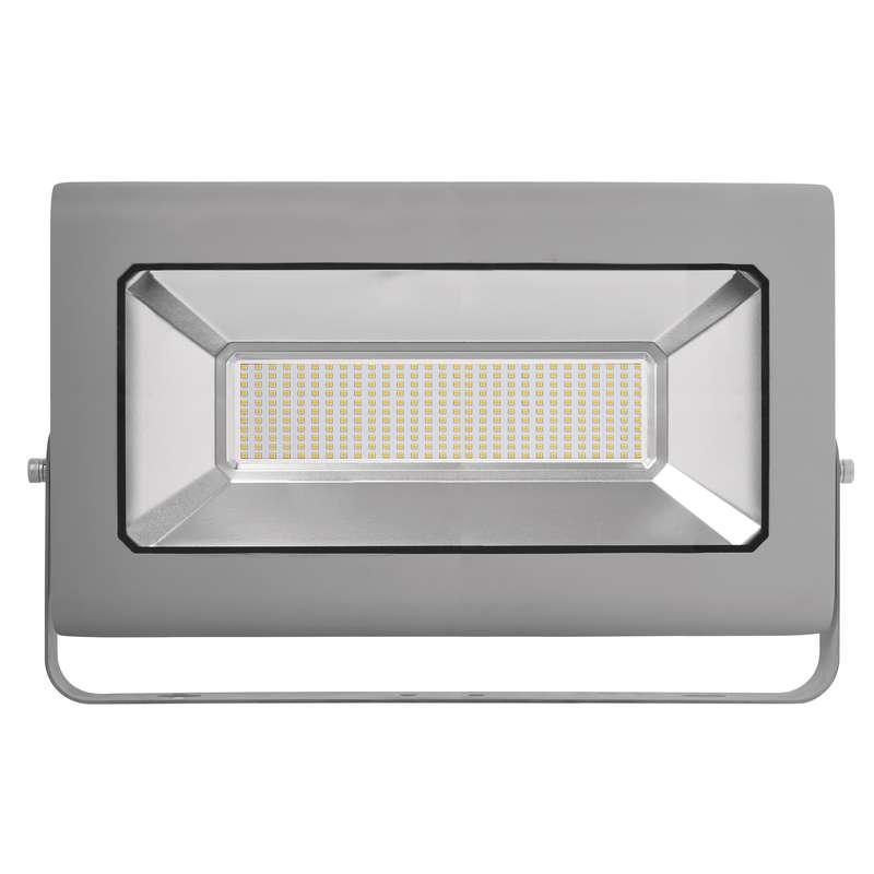 LED reflektor PROFI šedý, 200W neutrální bílá