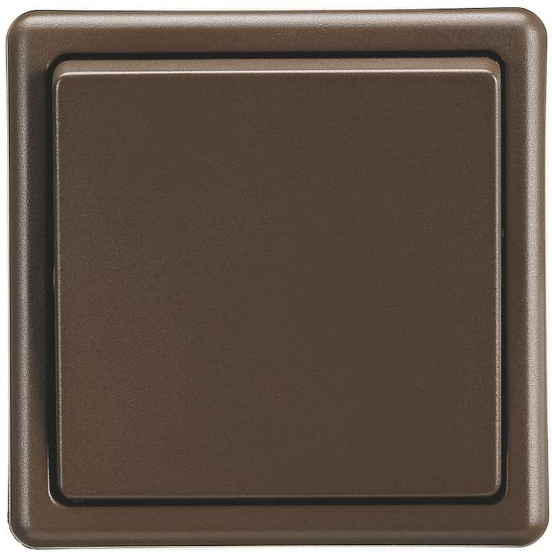 Vypínač CLASSIC, hnědý 3553-01289 H3