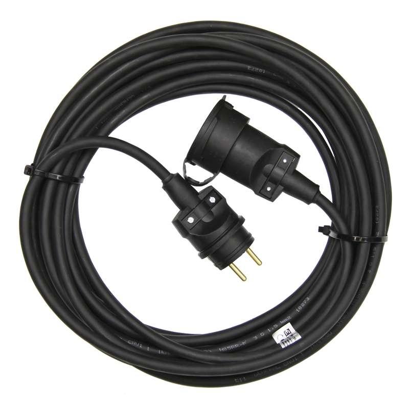 1f prodlužovací kabel 3x1,5mm 25m