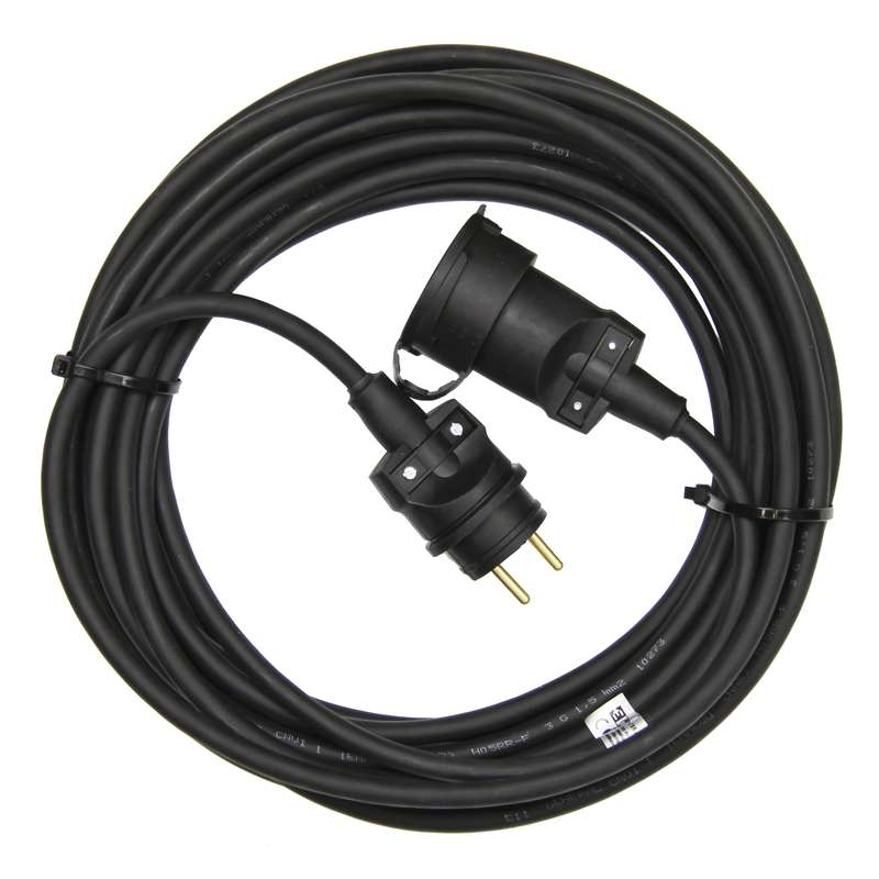 1f prodlužovací kabel 3x1,5mm 30m