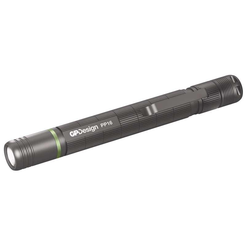 LED svítilna GP PP16 + 2x AAA baterie GP Ultra