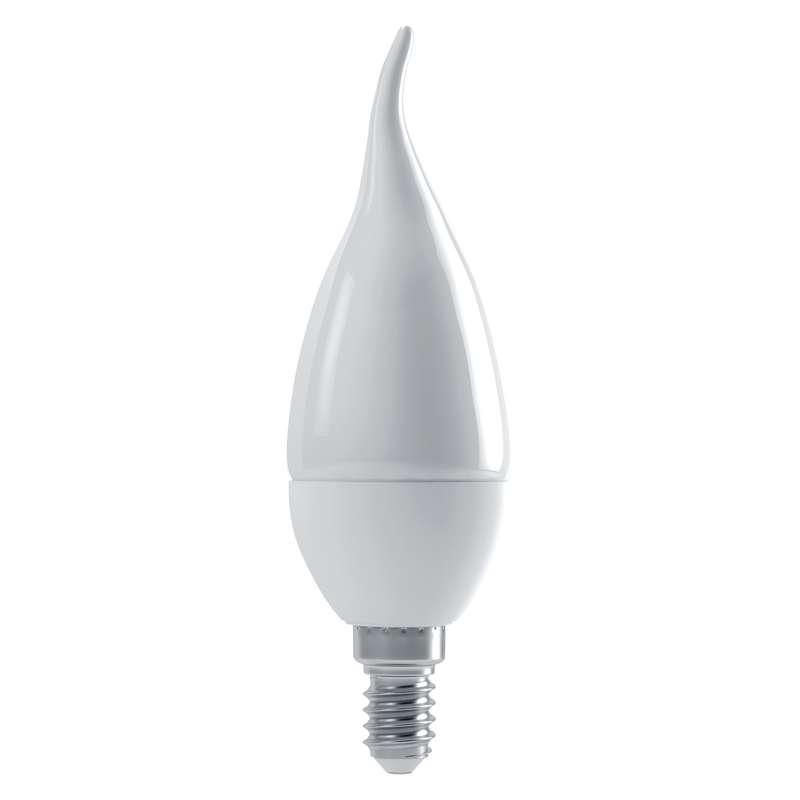 LED žárovka Basic Candle 6W E14 teplá bílá