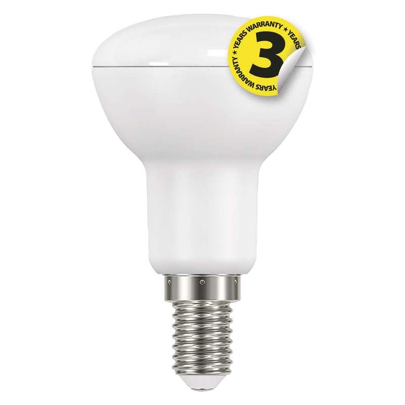 LED žárovka Classic R50 6W E14 studená bíla