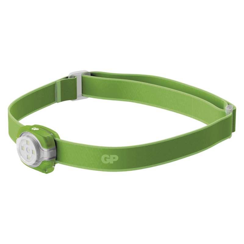 Čelovka GP CH31 zelená
