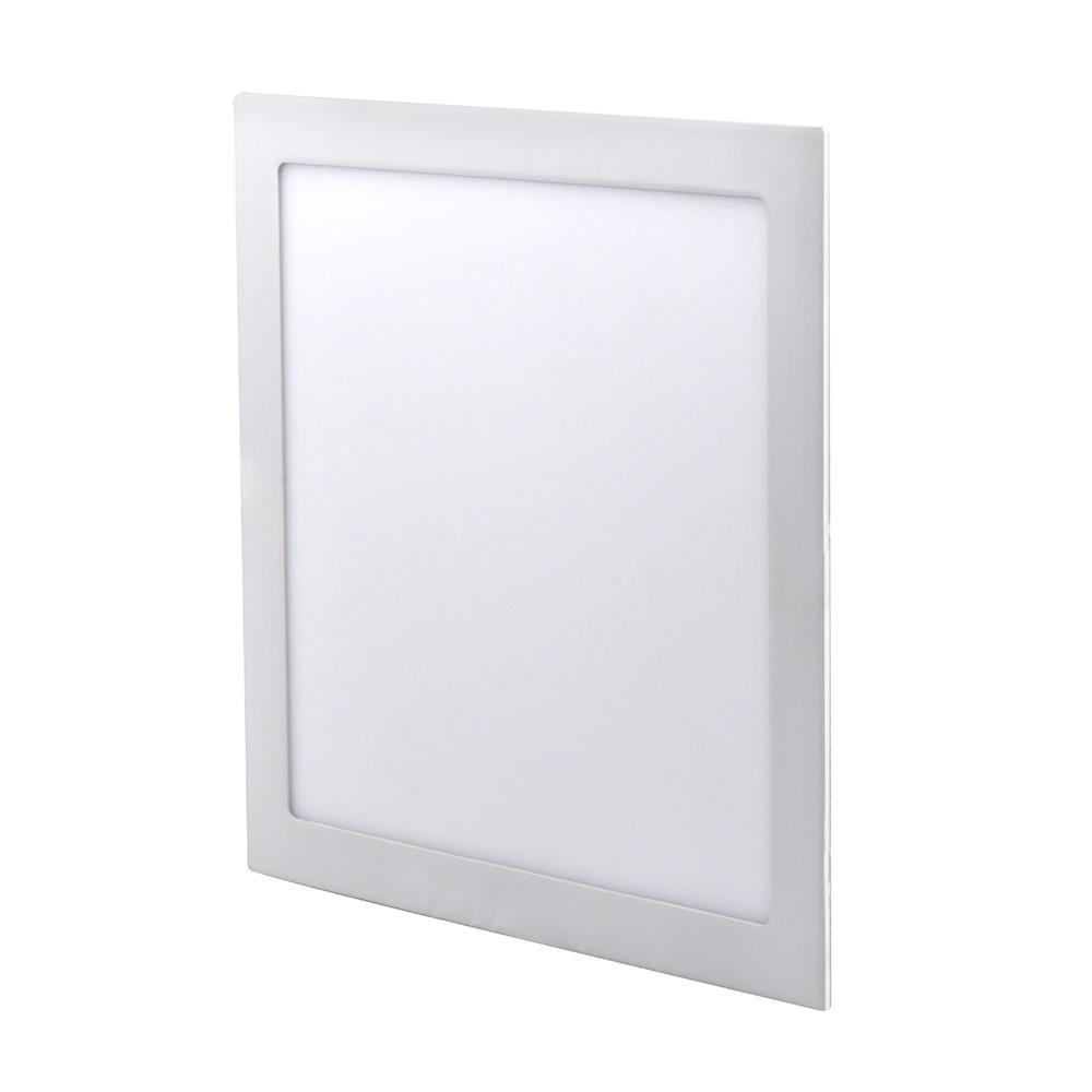 Solight LED mini panel, podhledový, 24W, 1800lm, 3000K, tenký, čtvercový, bílé