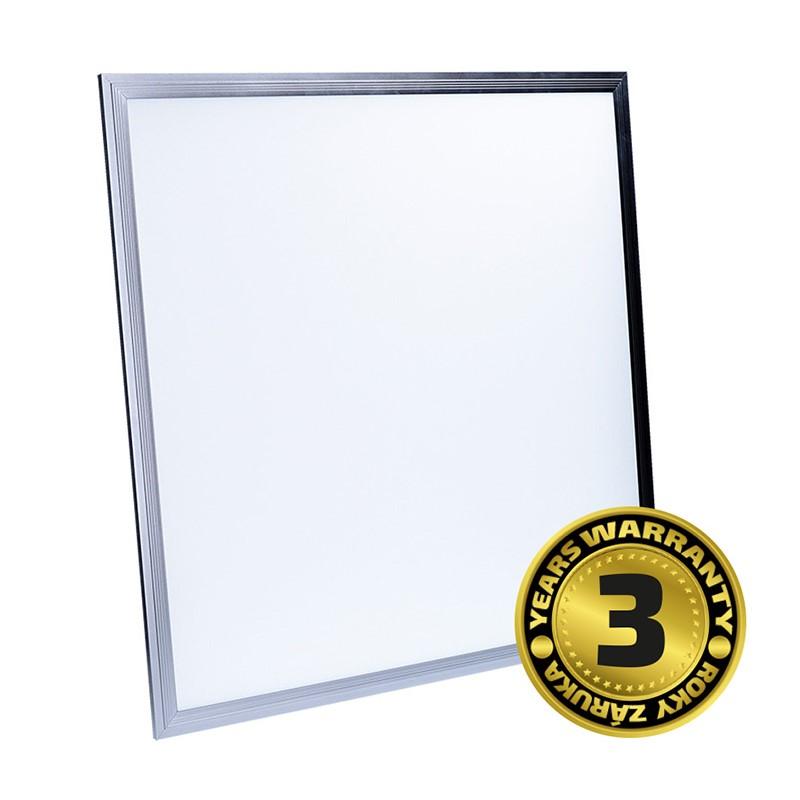 Solight LED světelný panel, 40W, 4400lm, 4100K, Lifud, 60x60cm, 3 roky záruka