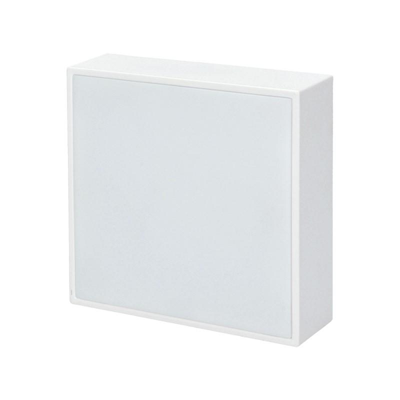 Solight LED panel s tenkým rámečkem, 32W, 2560lm, 4000K, přisazený, čtvercový, bílý