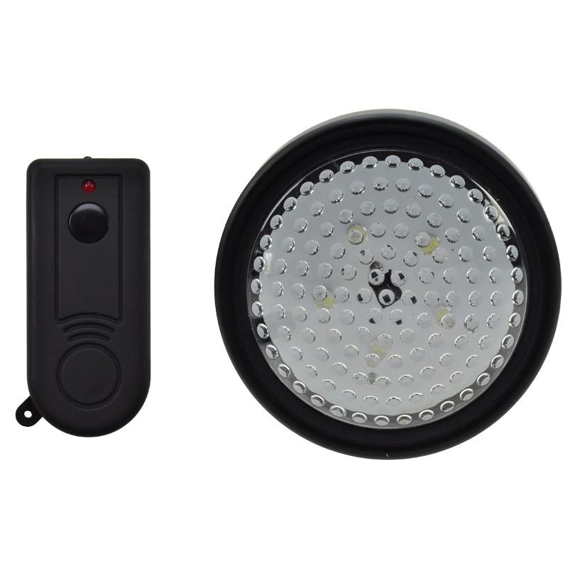 Solight LED světélko s dálkovým ovládáním, 5 LED, 3x AA baterie