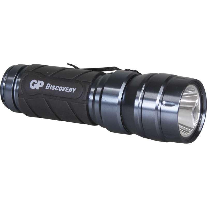 LED svítilna GP LOE203 + 3x AAA baterie GP Ultra