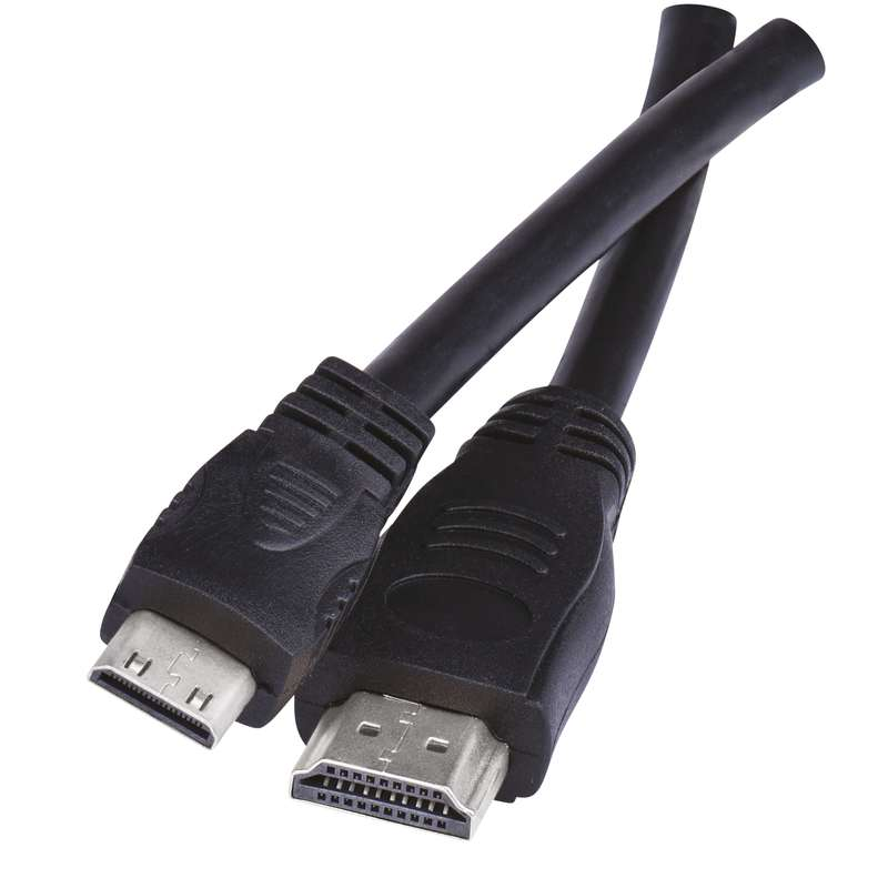 HDMI 1.4 high speed kabel ethernet A vidlice-C vidlice 1,5m