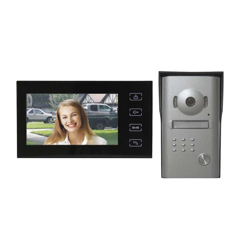 Domácí videotelefon EMOS, barevná sada, RL-10M