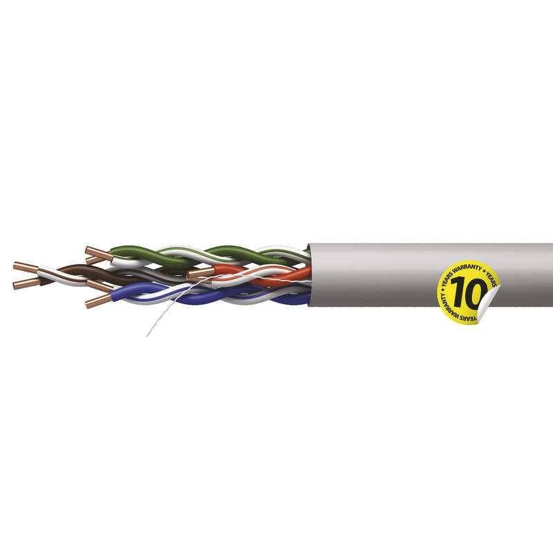 Datový kabel UTP CAT 5E, 305m