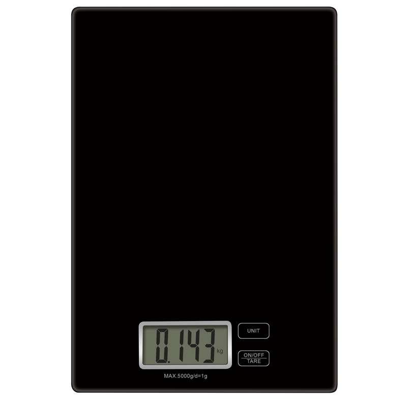 Digitální kuchyňská váha EV003 černá