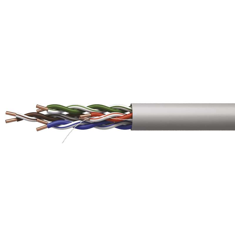 Datový kabel UTP CAT 5E PVC Basic, 305m