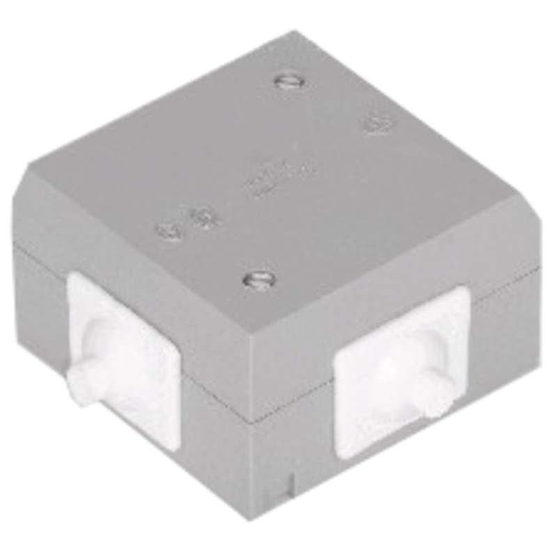Krabice 6456-13 plastová bílá