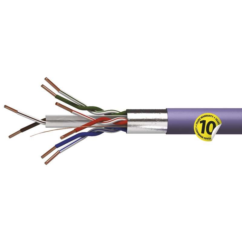 Datový kabel FTP CAT6 FTP LSZH, 500 m