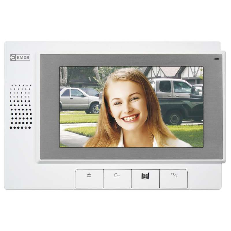 Domácí videotelefon, handsfree, EMOS RL-03
