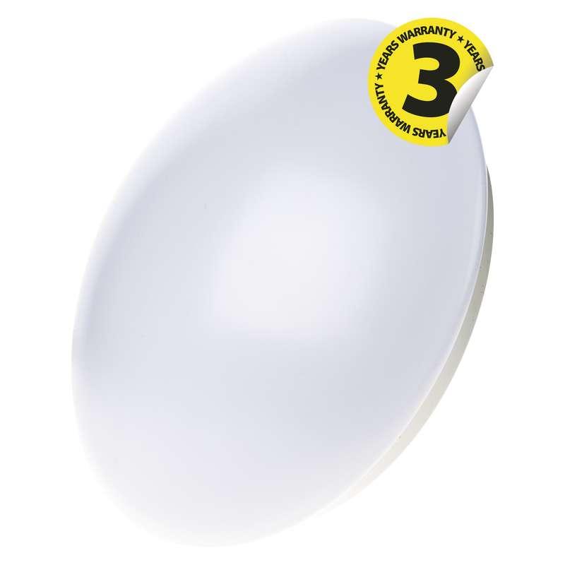 LED přisazené svítidlo Cori, kruh 18W neutrální bílá