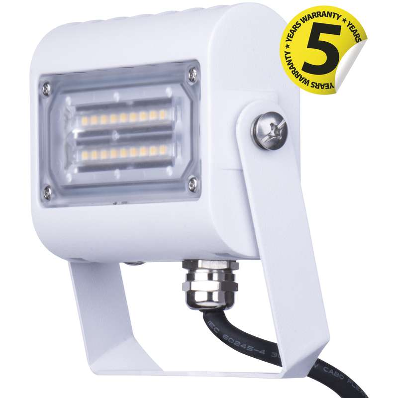 LED reflektor PROFI PLUS 15W neutrální bílá, bílý