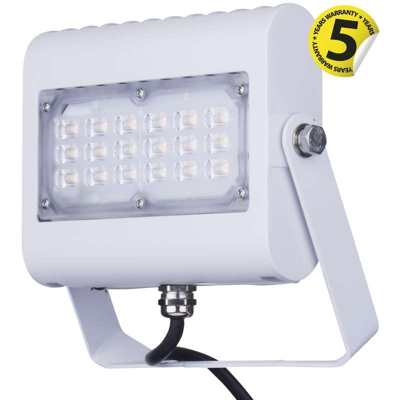 LED reflektor PROFI PLUS 30W neutrální bílá, bílý