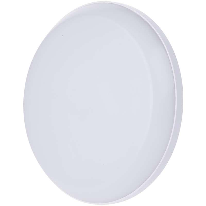 LED přisazené svítidlo Dori, kruh 24W neutrální bílá IP54