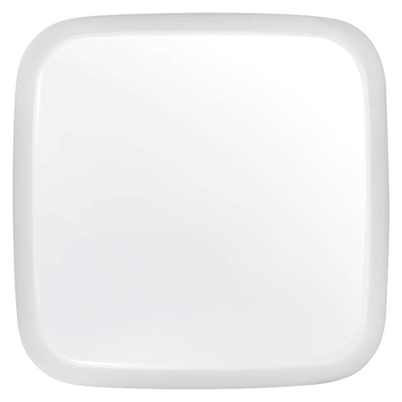 LED přisazené svítidlo Dori, čtverec 18W teplá bílá IP54