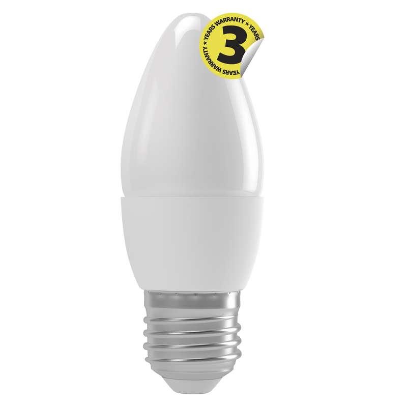 LED žárovka Classic Candle 4W E27 teplá bílá